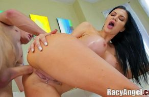 Young Arab mature maid seduced her boss